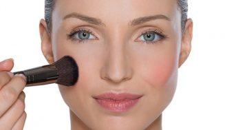 Blush Beauty Make Up Tips